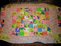 Resztkowa kołderka part two Quilts, Blanket, Bed, Home, Scrappy Quilts, Comforters, Blankets, Stream Bed, Patch Quilt
