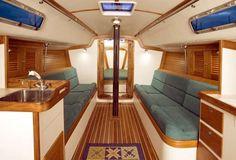 interior sailboat ideas - Google Search