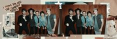 Header One direction One Direction Headers, One Direction Collage, One Direction Pictures, Selena Gomez Birthday, Twitter Layouts, Twitter Headers, Twitter Backgrounds, Twitter Header Aesthetic, Normal Guys