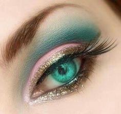 Love this with green eyes*bold