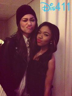 Video: Zendaya Chatted With Maximo TV At Coco Jones' Sweet Sixteen Party