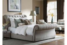 Kensington Queen Sleigh Bed