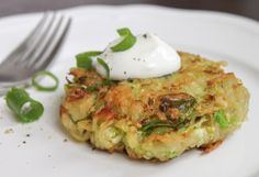 Brussels Sprout Latke Recipe. Video recipe by Jerry James Stone