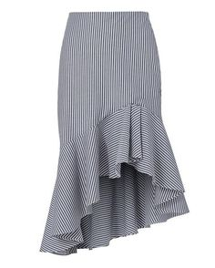 Exclusive for Intermix Natalie Cascading Ruffle Skirt