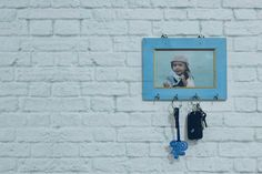Diy - Porta chaves com porta retrato