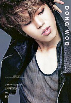 my bias, dongwoo