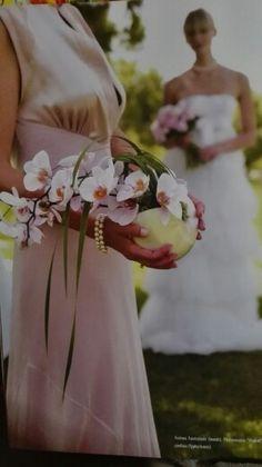 Bouquet in conchiglia idea mare...