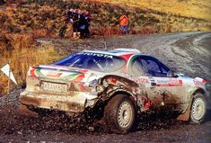 Toyota Supra - Juha Kankkunen