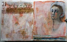 Judy Wise - art journal inspiration ...