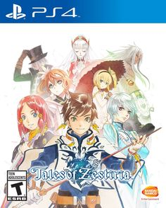 b64c77afc7ef Shop for Best Buy®. Buy Tales of Zestiria - PlayStation 4 in . Buy Tales of  Zestiria - PlayStation Here Price