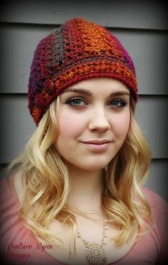 Work up a Simply Effortless Beanie just in time for winter. There's something having that perfect crochet beanie pattern that will last you all season long to keep you and the family warm.
