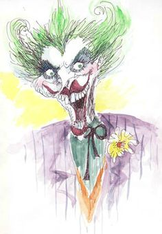 Tim Burton's Joker sketch Tim Burton Sketches, Tim Burton Drawings, Tim Burton Kunst, Beetlejuice, Nightmare Before Christmas, Tim Burton Zeichnungen, Tim Burton Artwork, Joker Sketch, Sketch Art