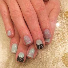 landonailrissian, Mood changing gel and cats!  #nails #nailart #nailsalon #columbus #asseenincolumbus #socolumbus #gelpolish #columbusnails #harrisonwest #shortnorth #manicure #grandview #614nails #osu #fashion #ohiostate #nailtech #nailpolish #lacquergallery #notd #veganbeauty #cats