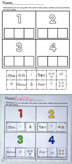 I recently released a new product called Number Match! I LOVE this product because it really meets so many of the Kindergarten Common Core Standards Team Teaching, Teaching Reading, Kindergarten Teachers, Math Classroom, Fun Math, Math Activities, Pre K Lesson Plans, Year Planning, Math Expressions