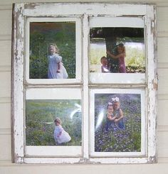 By Your Hands: Trash to Treasure ---- Old Windows