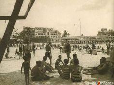 Fotos de La Habana, La Habana, Cuba: Havana Yacht Club y Casino Español (1930)