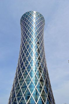 Skyscraper in Qatar by SKYTOM