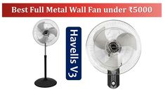 Ideal for Large Rooms and Halls   4-Side Air Throw   Warranty: 2-Year   Capacity: 100W   Copper-Coil   Max Speed: 1400 RPM   Thermal Over-Load Protection   Air delivery: 110 CMM   Oscillation: {Left-Right → Automatic   Up-Down: Manual}   Fan Speed Levels: 3 Pedestal Fan, Wall Fans, Latest Gadgets, Aluminum Metal, Cool Walls, Metal Walls, Marketing