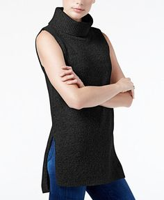 GUESS Turtleneck Sweater | macys.com