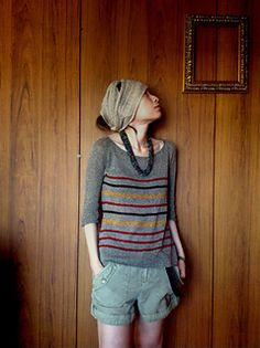 adorable sweater by Isabell Kraemer