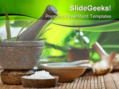 Spa And Ayurvedic Beauty PowerPoint Backgrounds And Templates 1210  #PowerPoint #Templates #Themes #Background