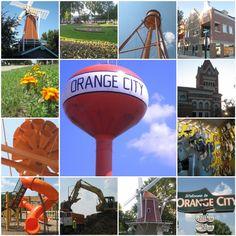 Orange City Iowa - A dutch town