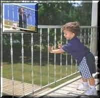 10 Railnet Weather Resistant Balcony Amp Deck Railing Guard