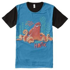 Hank | Fun Under the Sea All-Over Print Shirt