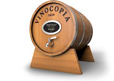 Vinocopia Wine Barrel - Featuring Piattelli Malbec