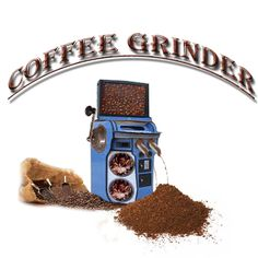 strange Coffee grinder