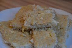 Milchreisschnitten ⌛ ① ❆ - breifrei-rezepte