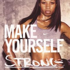 Make yourself strong