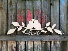Свадебные аксессуары ручной работы. Ярмарка Мастеров - ручная работа. Купить Слова из дерева. Для интерьера, фотосессий. Handmade.