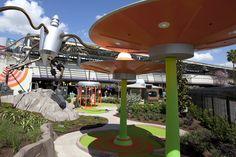 Universal City Walk - Dining, Entertainment, Shopping (ab 18 Uhr parken viel günstiger)