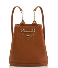 CHARLOTTE OLYMPIA Feline Backpack