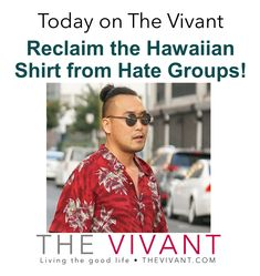 Don't let the Boogaloos claim our beloved Hawaiian shirts. Minorities In America, Vintage Hawaiian Shirts, Aloha Shirt, Upcycled Vintage, Hate, Men Casual, Mens Tops, Fashion, Moda