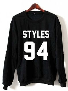 One Direction Sweatshirt Louis Tomlinson Sweater Tomlinson 91 Logo Black, White, Gray, Maroon Unisex Sweaters Tee from oliviatees on Etsy. One Direction Hoodies, One Direction Gifts, One Direction Outfits, Harry Styles, One Direction Perfume, Concert Shirts, Larry Stylinson, Sweater Fashion, Louis Tomlinson