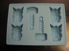 thor's hammer cake mold - Google Search