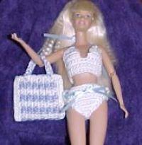 Fashion Doll Bikini