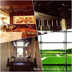 New #vibes at #westinhotel #golfresort #spa #abudhabi #musicunites #golf #resort #amazingplaces #uae #vibesunite