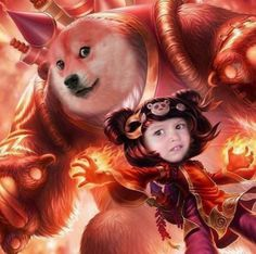 When your ult misses and tibbers doesn't know who to target
