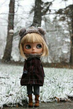 So cold , and... So pretty!!!