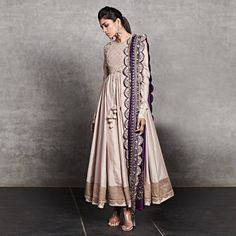New Jayanti Reddy 2019 collection has a bunch of designs for the bride, brides sister and lots of casual wedding guest looks that you're going to love. Indian Gowns Dresses, Pakistani Bridal Dresses, Indian Fashion Dresses, Designer Anarkali Dresses, Designer Dresses, Indian Wedding Outfits, Indian Outfits, Indian Designer Suits, Kurti Designs Party Wear
