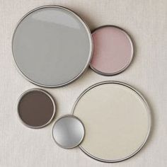 Color Changes Everything Beautiful color palette Benjamin Moore