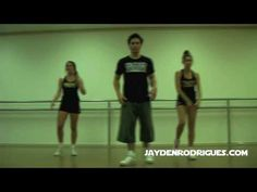 Easy but very cool hip-hop dance video...ENJOY! :)