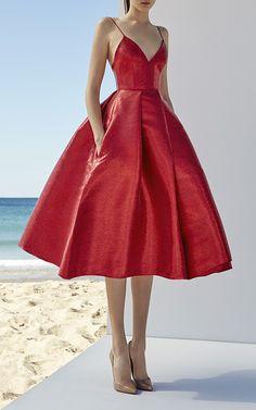 Alex Perry  Ambrose Midi Dress