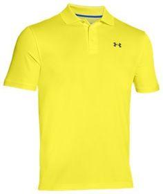 Under Armour UA Performance Polo Short Sleeve Shirt for Men - Sunbleached - 2XL