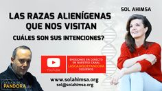 Las Razas Alienígenas que nos visitan: cuáles son sus intenciones? por S...