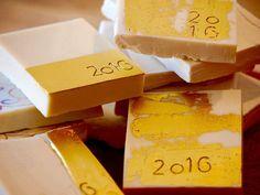 Golden soap NY edition