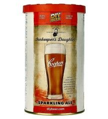 Coopers Innkeepers Daughter Sparkling Ale Home Brew Kit Beer Ingredients, Wine And Spirits, Home Brewing, Wines, Sparkle, Daughter, Fancy, Kit, Simple